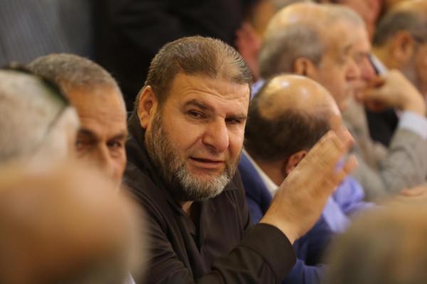 """الأمين العام لـ """"المقاومة الشعبية"""": نثمن المؤتمر الوحدوي بين فتح وحماس"""