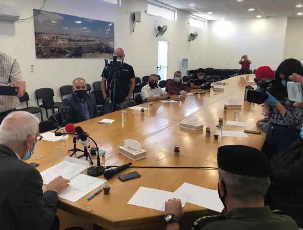 حميد: انتهاء لجنة التحقيق بأحداث الدوار الروسي بالتوافق مع اهالي المصابين