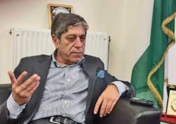 السفير طوباسي يطلع مسؤولاً يونانياً على انتهاكات الاحتلال المتواصلة بحق شعبنا