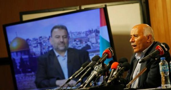 قيادي فلسطيني يوجه دعوة للفصائل لتشكيل حكومة طوارئ ويشيد بمؤتمر فتح وحماس