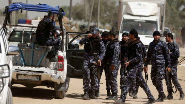 """""""الشرطة"""" بغزة: إغلاق خمس منشآت خدماتية لمدة 72 ساعة"""