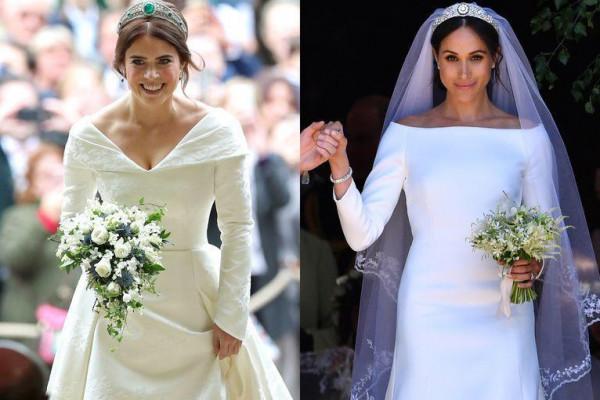 أسرار وخبايا أزياء الملكات والأميرات لم تخطر ببالنا
