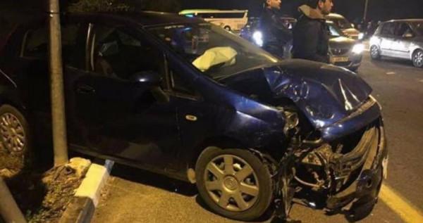 غزة: إصابة واحدة في حادث سير خلال الـ 24 ساعة الماضية