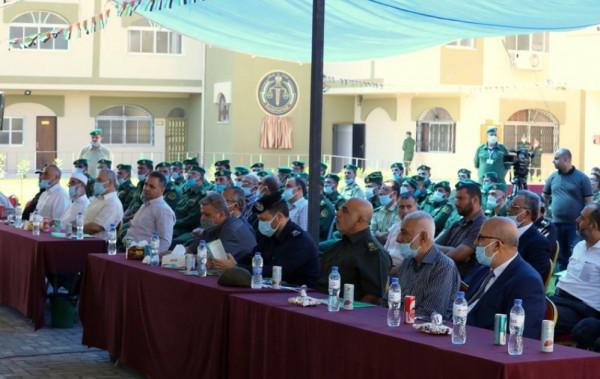 """""""القضاء العسكري"""" بغزة تفتتح قاعات محاكم جديدة"""