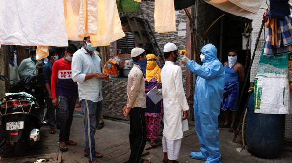 الهند تسجل أعلى معدل ارتفاع يومي لحالات الإصابة بفيروس (كورونا)
