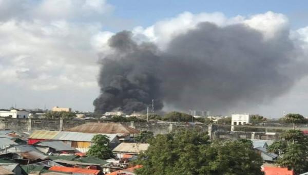 خمسة جرحى في انفجار سيارة ملغومة بميناء العاصمة الصومالية