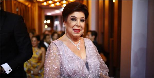 وفاة الفنانة رجاء الجداوي بعد 43 يومًا من الصراع مع (كورونا)