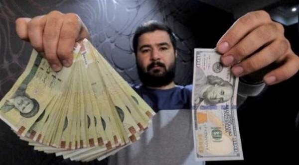 انهيار تاريخي جديد للريال الإيراني أمام الدولار