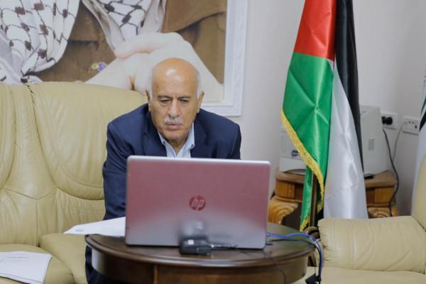مجلس وزراء الشباب والرياضة العرب يتضامن مع الشباب الفلسطيني بكفاحه ضد الاحتلال