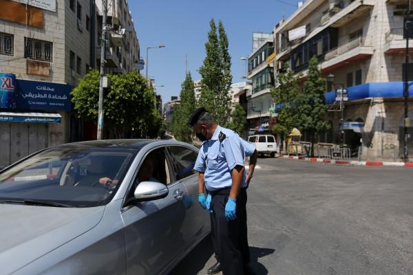 محافظ رام الله والبيرة تُعلن تشديد الإغلاق على بيتونيا خمسة أيام