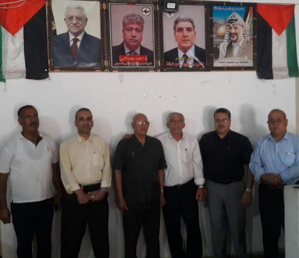 لقاء وطني لتجمع الشخصيات الفلسطينية المستقلة بمقر جبهة النضال الشعبي  بغزة