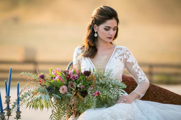شروط اختيار باقة ورد العروس