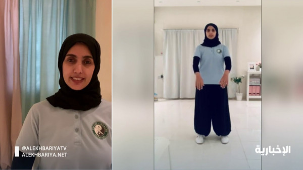 """بدأت بآلام الظهر.. أول مدربة سعودية لرياضة """"التاي تشي"""" بالشرق الأوسط"""
