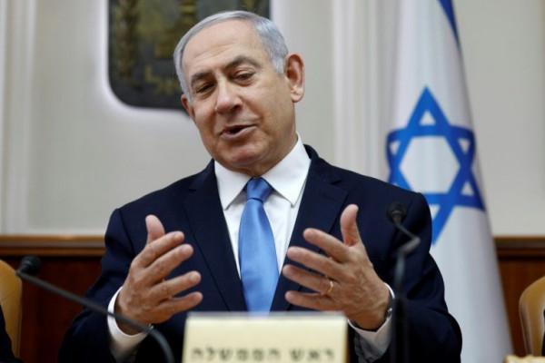 نتنياهو: إسرائيل مستعدة لإجراء مفاوضات مع الفلسطينيين بناء على خطة (ترامب)