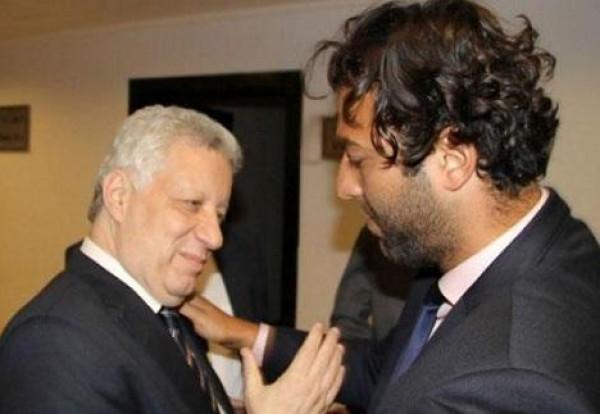 ميدو يوجه رسالة إلى مرتضى منصور بسبب حسن شحاته وحازم إمام