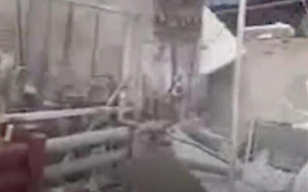 مصرع اثنين في انفجارٍ بمصنع جنوب العاصمة الإيرانية
