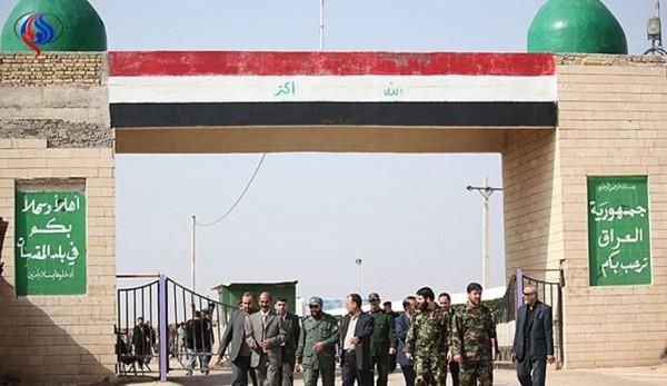 العراق يعيد فتح حدودي مع إيران بشكل جزئي