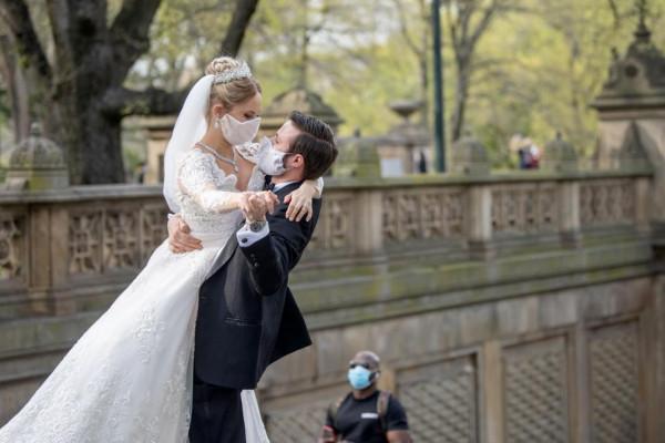 هكذا ستبدو الأعراس المستقبلية في ظل التباعد الإجتماعي