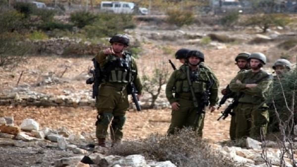 """الاحتلال يعلن السيطرة على أراض بطولكرم واقتحام """"سبسطية"""" بنابلس"""