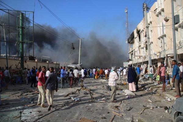 مصرع شرطيين وإصابة آخريْن في انفجار قنبلة بالعاصمة الصومالية