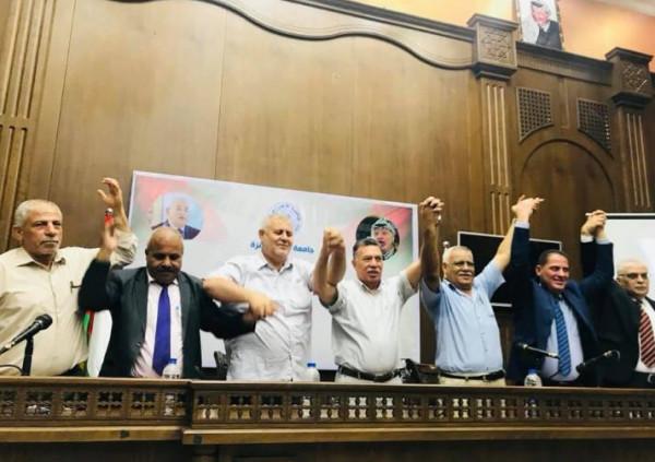 الوحدة الوطنية الفلسطينية تتجسد خلال ندوة سياسية في جامعة الأزهر بغزة