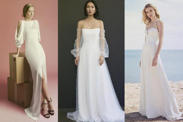 عروس2021 هذه أبرز صيحات فساتين الزفاف