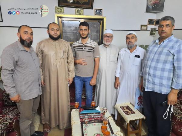 حماس: جهود اللجنة العليا لجرحى المسيرات بالتواصل مع الجرحى يبرهن على حالة التكافل الاجتماعي