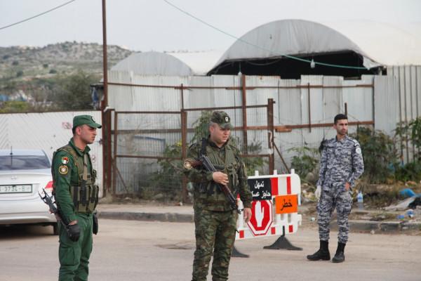 الشرطة والأجهزة الأمنية تفض حفل زفاف في قلقيلية