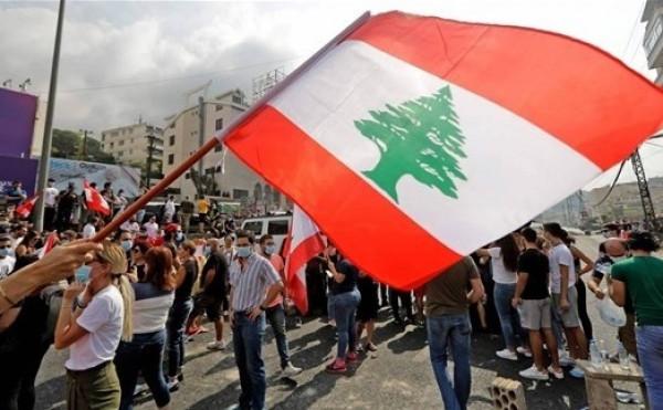 لبنان: احتجاجات أمام السفارة الأمريكية في بيروت رفضاً لتدخلات واشنطن
