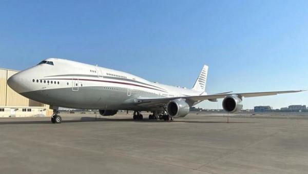"""""""ملكة السماء"""": قطر تعرض أفخم طائراتها للبيع.. شاهد مواصفاتها من الداخل"""
