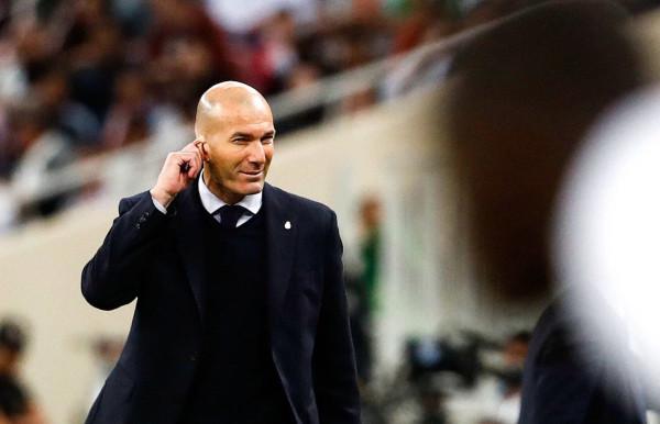 زيدان: إذا احتسب الحكم ركلة جزاء لريال مدريد فهي ركلة جزاء
