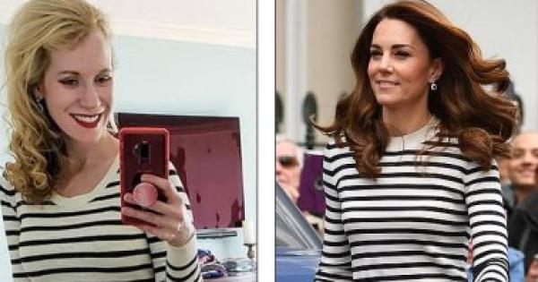 مهووسة تنفق 30 ألف دولار لتقليد ملابس العائلة الملكية ببريطانيا