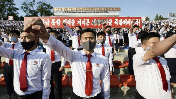 بيونغ يانغ تُدين فرض بريطانيا عقوبات على منظمتين لصلتهما بمعسكرات اعتقال