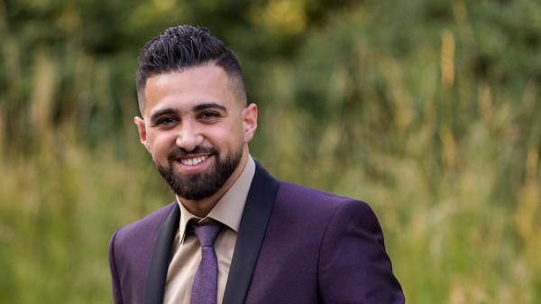 محمد الشريف يحصل على شهادة أكبر الهيئات الحكومية في ألمانيا