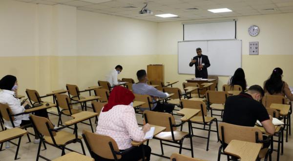 جامعة الشرق الأوسط تباشر الفصل الصيفي للعام الجامعة 2020/2019