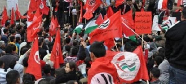 حزب الشعب برام الله يتضامن مع مخيم الجلزون ويدعو لتوفير الدعم له