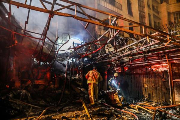 (نيويورك تايمز): الضربات الأخيرة في ايران عمل أمريكي إسرائيلي مشترك
