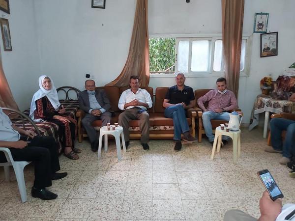 أبو بكر: السلطات الاسرائيلية تتعمد ترك اجساد الأسرى مرتعا للأوبئة والامراض القاتلة