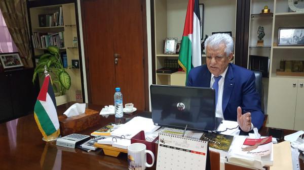حكومة الشباب المغربية الموازية تعقد لقاءً مفتوحاً ضد مخطط الضم الإسرائيلي