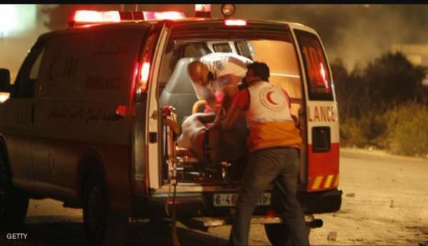 مصرع طفل دعساً في حادث سير جنوب نابلس