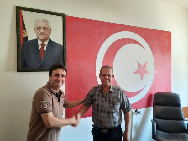 السقا يشيد بجهود جمعية الاخوة الفلسطينية التونسية في حماية التراث الوطني