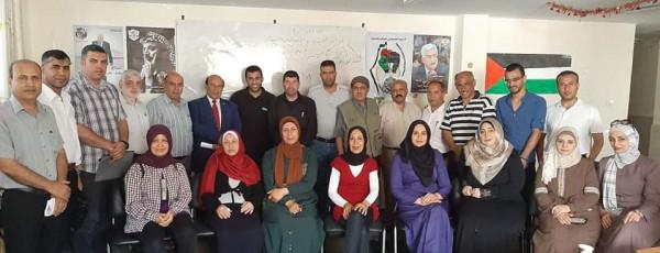 التجمع الفلسطيني للوطن والشتات وكلية الزيتونة الجامعية يفتتحان دبلومة بإدارة المؤسسات
