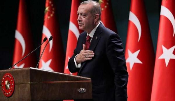 طنبورة يهنئ الرئيس التركي بعودة آيا صوفيا كمسجد للصلاة