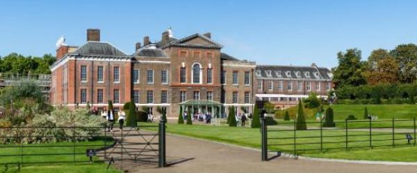 لمحة من داخل قصر كنسينجتون مقر كيت ميدلتون والأمير وليام