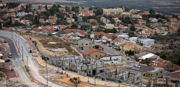 مشروع قانون لفرض السيادة الإسرائيلية على مستوطنات الضفة الغربية