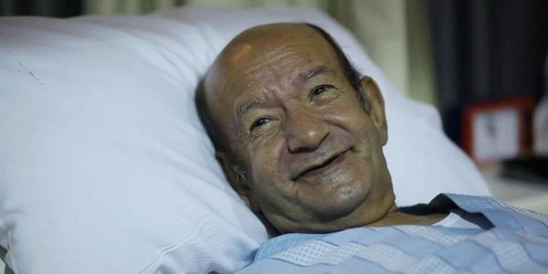 """""""اعتبروني اعتزلت"""".. لطفي لبيب يكشف تفاصيل وضعه الصحي بعد إصابته بجلطة"""
