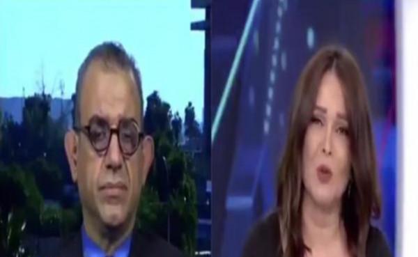 محلل سياسي عراقي يضع مذيعة العربية ميسون عزام بموقف محرج على الهواء