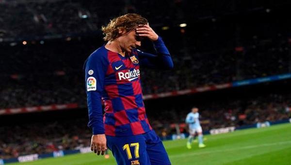 مدرب منتخب فرنسا يتحدث عن وضع جريزمان مع برشلونة