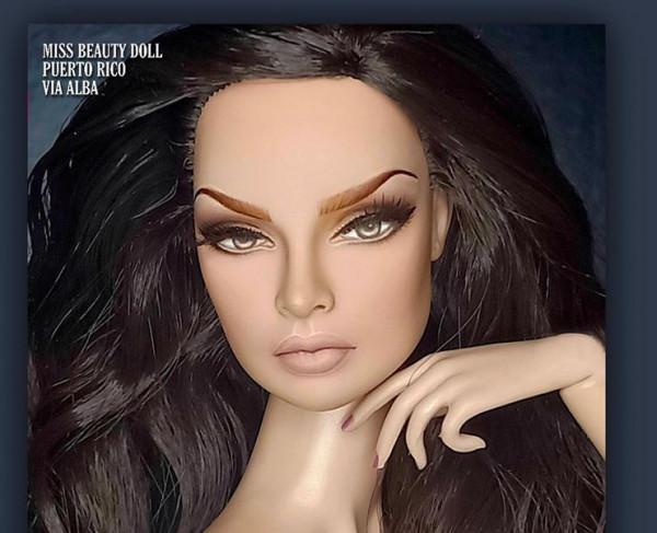 """أربع مرشحات يتنافسن على لقب """"ملكة جمال الدمى 2020"""""""