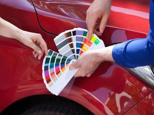 ماهي ألوان الطلاء الأكثر شعبية في عالم السيارات؟